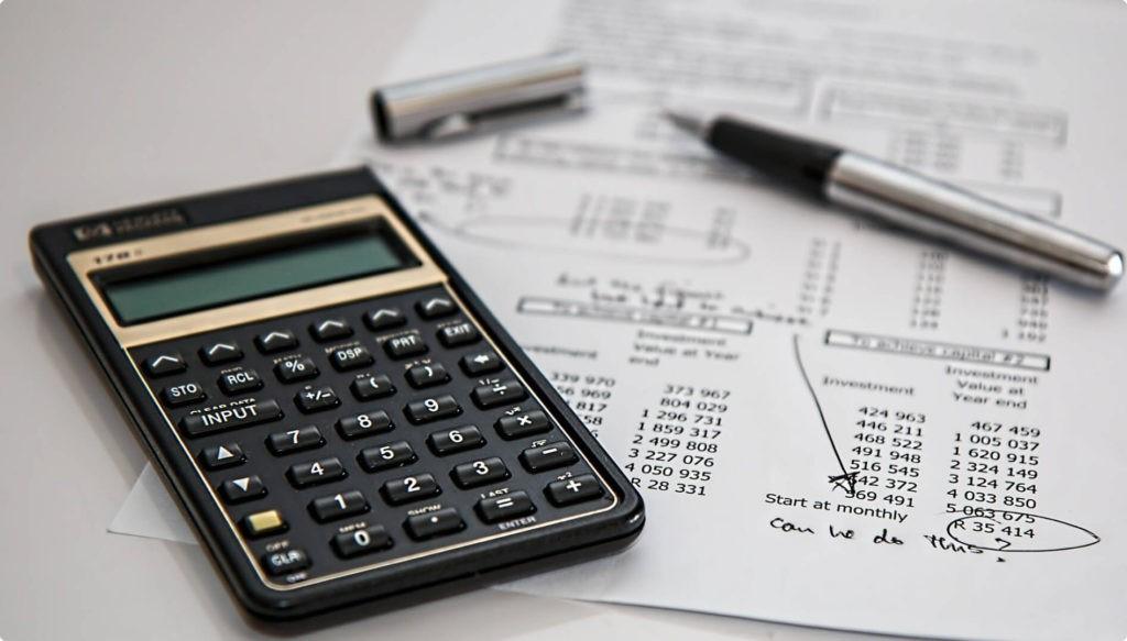 Kalkulator oraz dokumenty